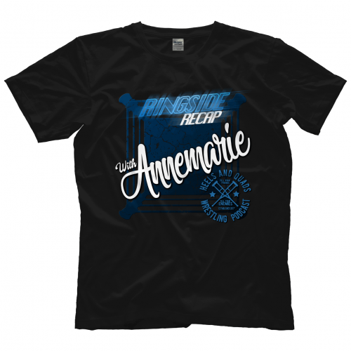 e5e7f08fd Add to Wish List ADD TO WISHLIST Add to Compare. Details. Ringside Recap  with Annemarie Shirt