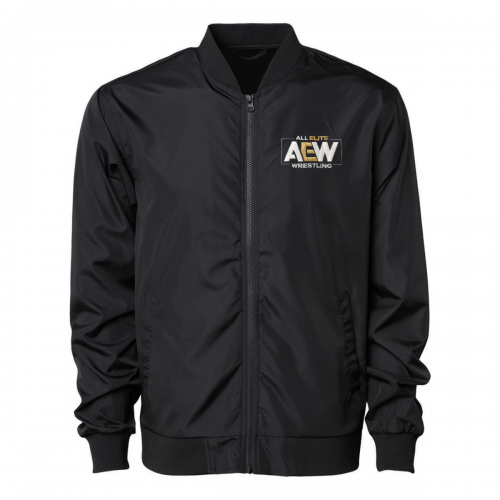 2ed6e7b853aa3d Add to Wish List ADD TO WISHLIST Add to Compare. Details. AEW Lightweight Windbreaker  Bomber Jacket
