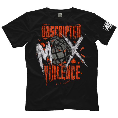 huge selection of 65fb5 a9edf Jon Moxley - Unscripted Violence