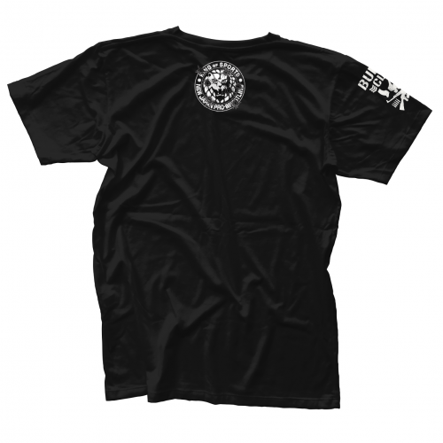 e5a912d0f769b Bullet Club. Bullet Club. Bullet Club. Bullet Club. Details. New Japan Pro-Wrestling  Bullet Club Bone Soldier on Black T-shirt