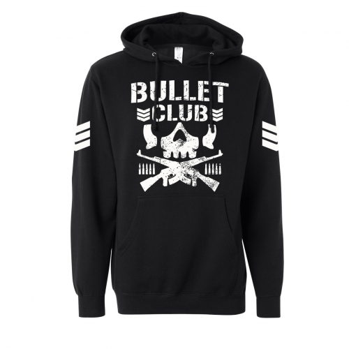 9afb966002114 New Japan Pro-Wrestling Bullet Club Pullover Hoodie T-shirt