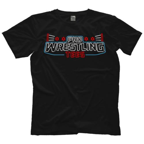19e11a8639f6 Pro Wrestling Tees Neon T-shirt