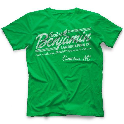 - Señor Benjamin - Matt Hardy T-shirt