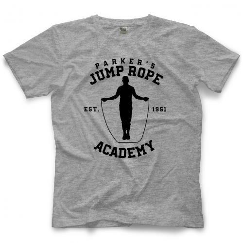 67c499d57 What Happened When Parker's Jump Rope Academy T-shirt