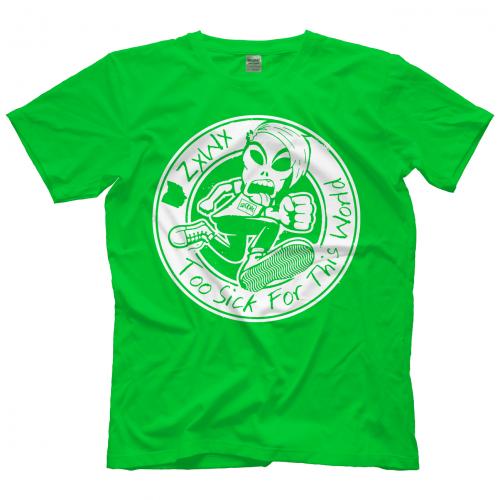 b1c40bd7fd1 Zachary Wentz ZxWx Shirt