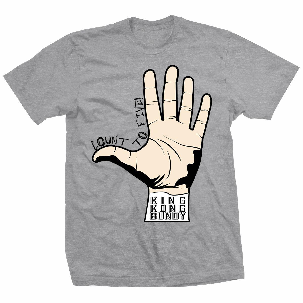 Wrestling Fan T Shirt What Would King Kong Bundy Do