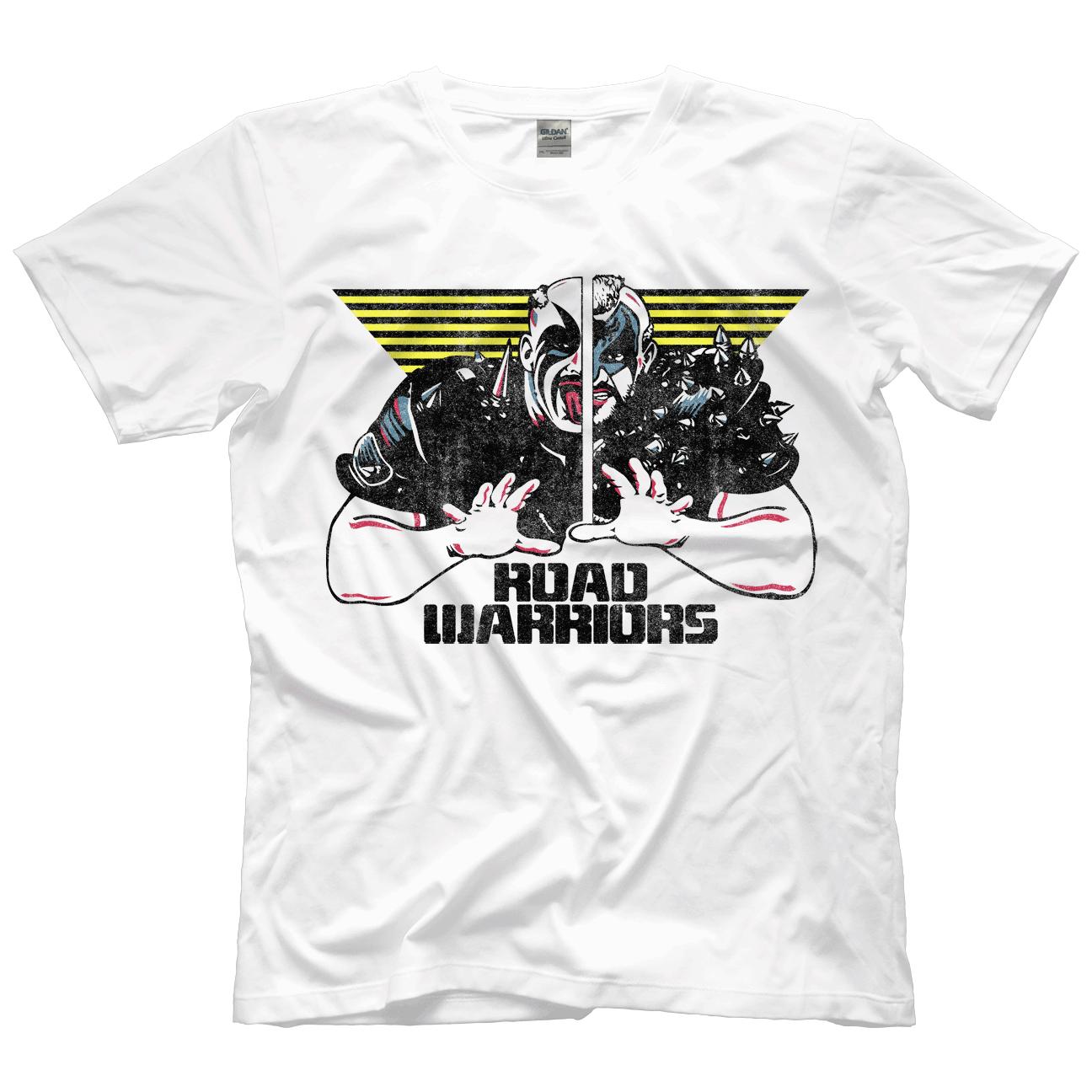 Road Warriors T shirt; Road Warriors T shirt
