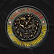 NJPW Noge Dojo - Typhoon Hagibis Relief T-shirt (Double-Sided)