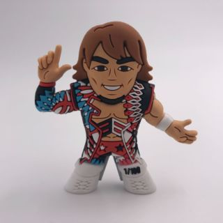 Hiroshi Tanahashi Micro Brawler Figure