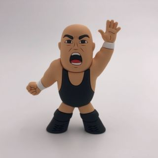 King Kong Bundy Micro Brawler Figure
