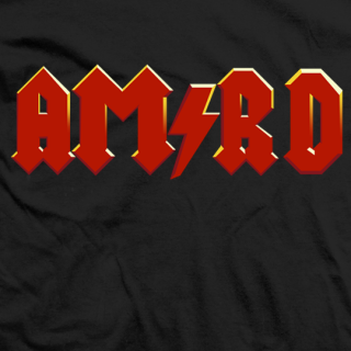 AM/RD Design T-shirt