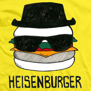 Heisenburger T-shirt
