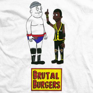 Brutal Burgers T-shirt