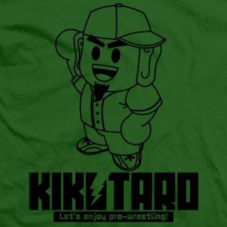 Kikutaro Cartoon T-shirt
