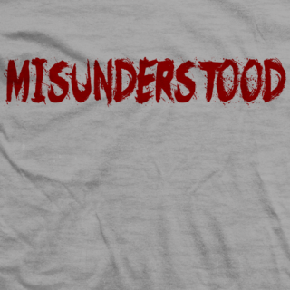 Sam Shaw Misunderstood T-shirt