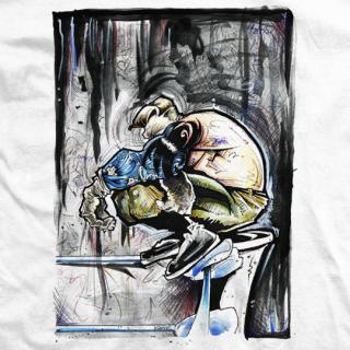 Sam Shaw Artist T-shirt