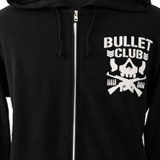 7e6dc2ef0b956 Bullet Club Zip Hooded Sweatshirt