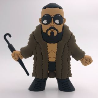 Marty Scurll Micro Brawler 2-Up Figure