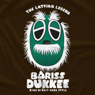 BORISS DUKKEE BROWN