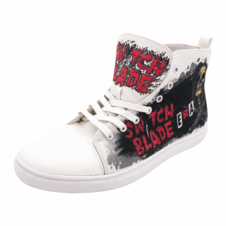 Superkicks™ High Tops - Switch Blade Era (3-4 Weeks to Ship)