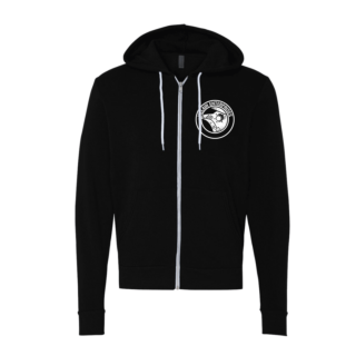 Villain Enterprises Zip Hooded Sweatshirt