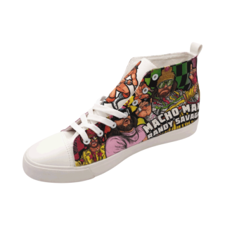 Superkicks™ High Tops - Macho Man Randy Savage (3-4 Weeks to Ship)