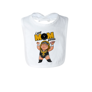 Beth Phoenix - Babyface Bib (Avail in 2 colors)