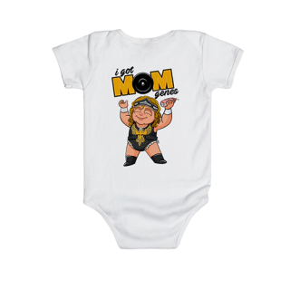 Beth Phoenix - Babyface Onesie (Avail in 2 colors)