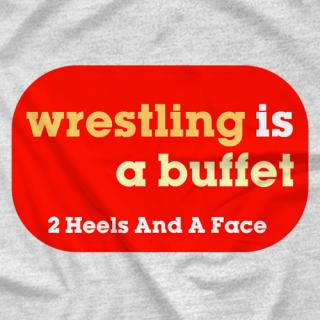 Wrestling is a Buffet