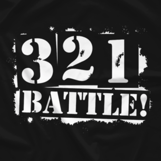 3-2-1 Battle! Black & White