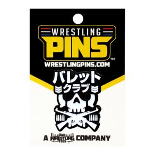 NJPW - Bullet Club Katakana Wrestling Pin