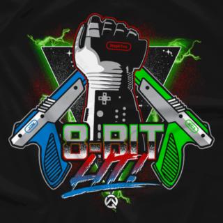 8-Bit Lit logo