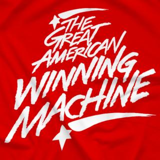Great American Winning Machine (Red)