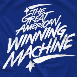 Great American Winning Machine (Blue)