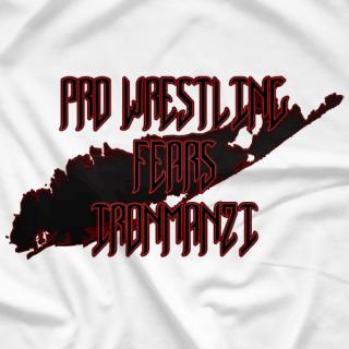 Pro Wrestling Fears Iron Manzi 2