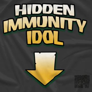 Hidden Immunity Idol - NSFW