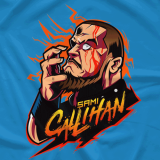Callihan Street Fighter - Blue