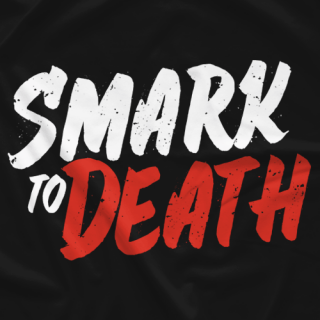Smark to Death Logo Black