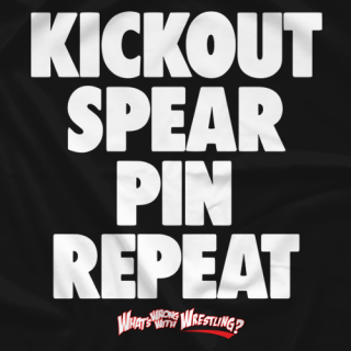 Kickout Spear Pin Repeat