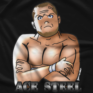 Ace Steel Arms Crossed T-shirt
