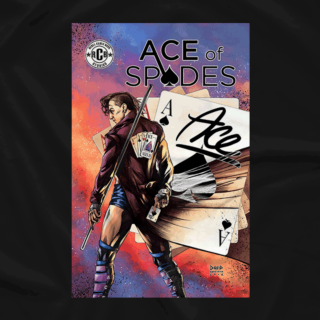Ace Comic Cover