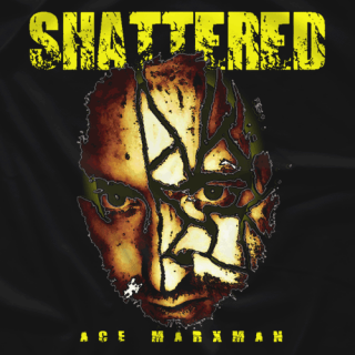 Shattered Ace Marxman (Double-Sided)