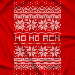 A.C.H. Ho Ho ACH! T-shirt
