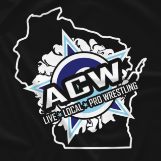 PWT Exclusive: One State Under Wrestling 1 (Double-Sided)