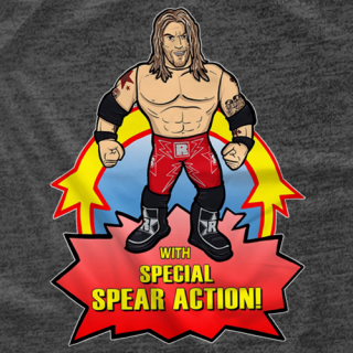 Special Spear Action
