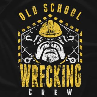 Old School Wrecking Crew