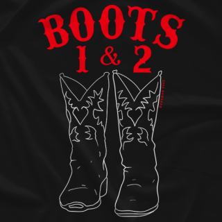 Boots 1 & 2