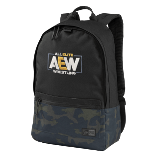 AEW New Era Camo Backpack