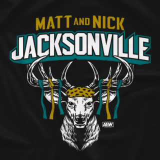 Young Bucks - Matt and Nick Jacksonville T-shirt