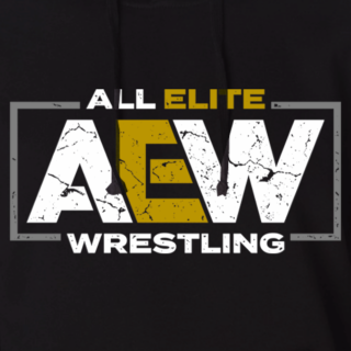 AEW Pullover Hoodie